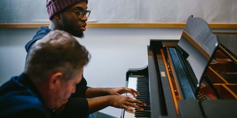 BA (Hons) Music (Jazz) | Leeds College of Music